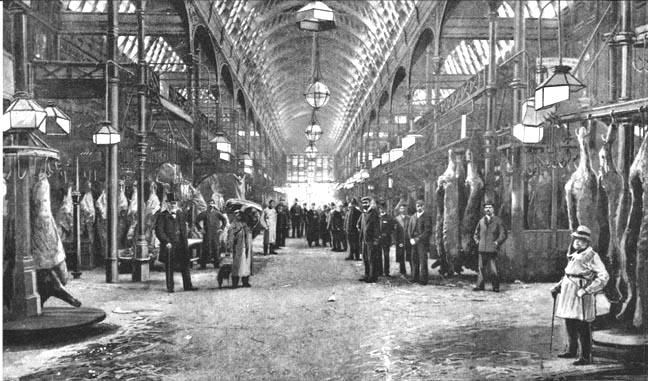 history-of-smithfield-meat-market